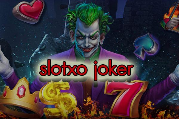 slotxo joker