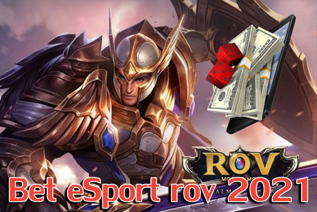 Bet eSport rov 2021