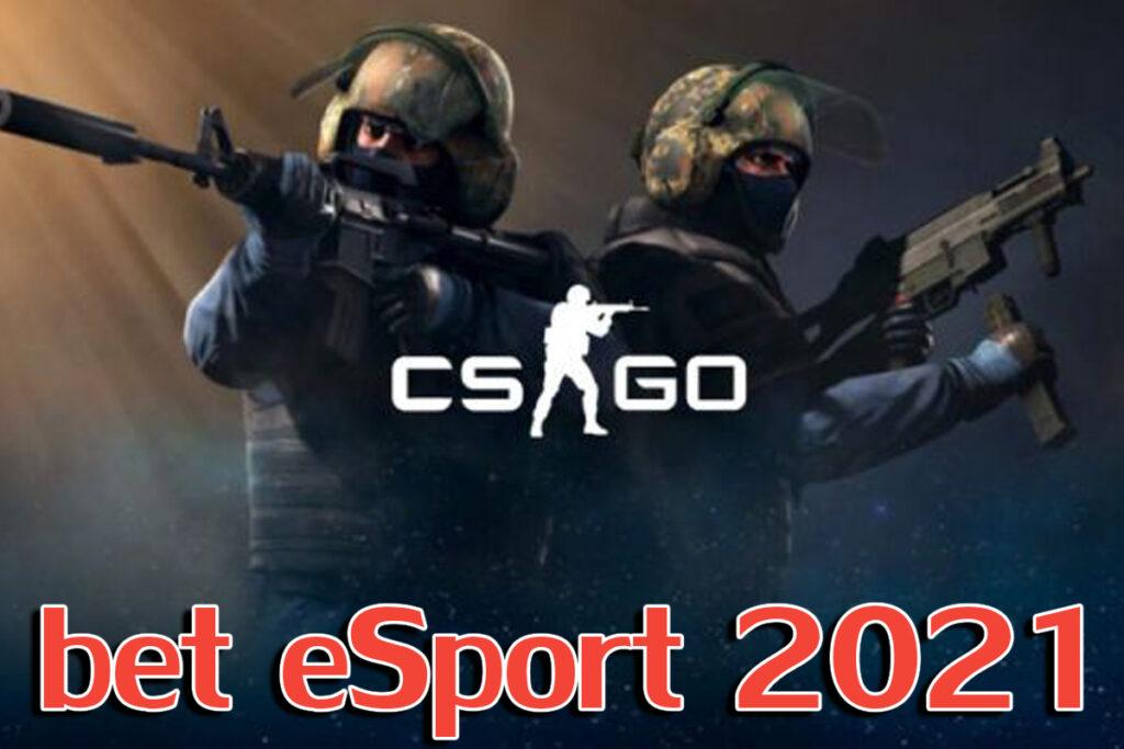 bet eSport 2021